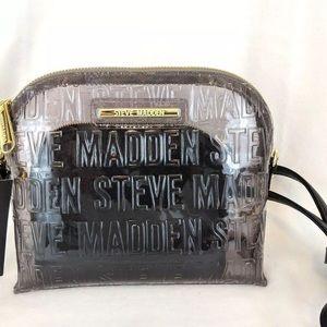Steve Madden Clear Crossbody